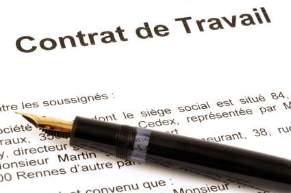 Offre de contrat de travail et promesse d'embauche
