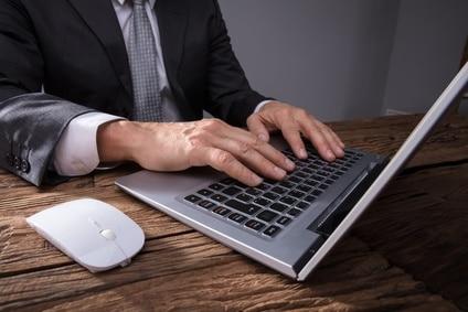 Données personnelles ordinateur professionnel