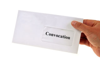 convocation à un entretien préalable