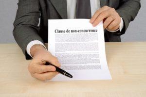 Renonciation à une clause de non-concurrence