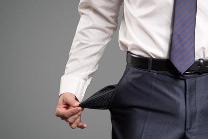 Caution disproportionnée: Un dirigeant peut-il vivre avec 4000 € par an?