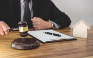 Droit de préemption et vente forcée