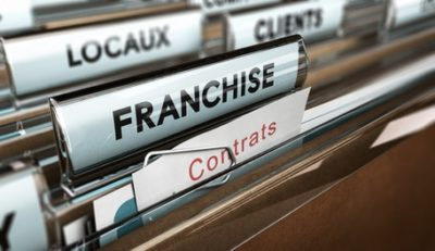 Absence de clause d'exclusivité territoriale dans un contrat de franchise