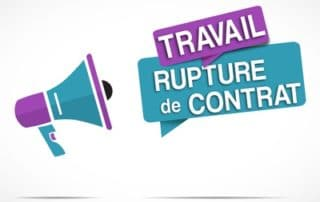Convention de rupture