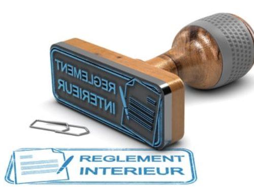 Un règlement intérieur n'est pas transférable vers la nouvelle société en cas de scission de l'entreprise.