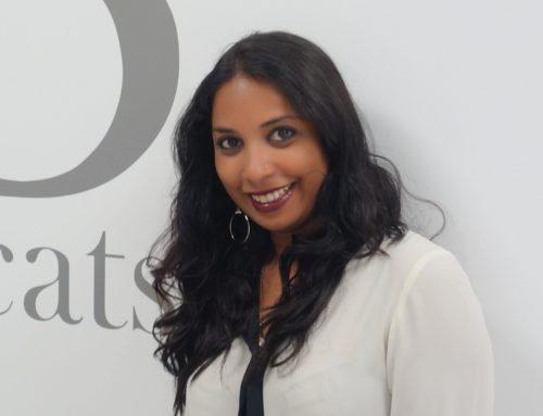 Radji Lorraine, stagiaire chez PB Avocats