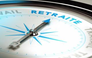 Départ à la retraite