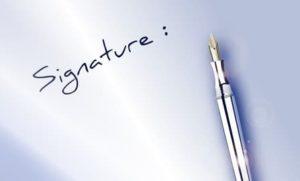 Refus de signature du CDD