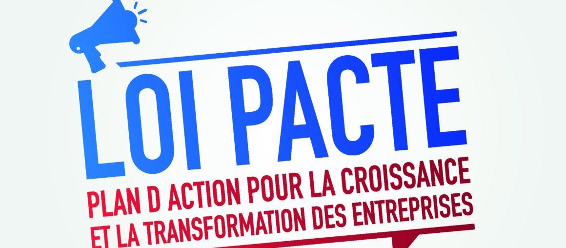 Loi PACTE : les enjeux majeurs en Droit des Sociétés