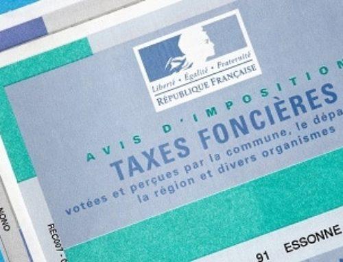 Taxe foncière et bail commercial