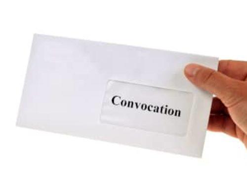 La validité d'une convocation envoyée à l'adresse de l'associé figurant sur l'extrait K-bis de la société