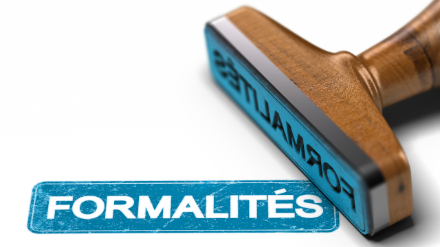 Formalités des entreprises: Un guichet unique électronique