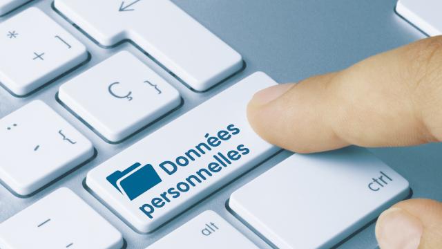 Dépôt des comptes annuels et protection des données personnelles d'un associé unique