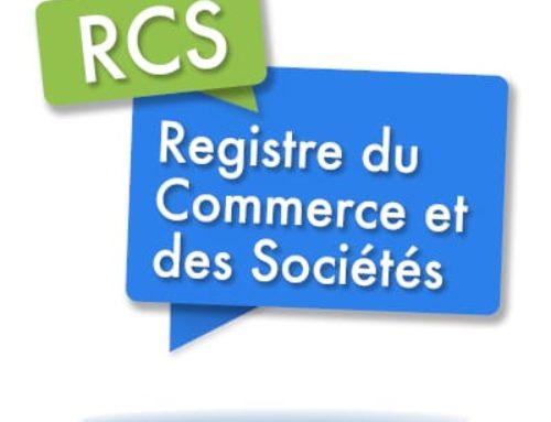 Accès gratuit aux données du RCS