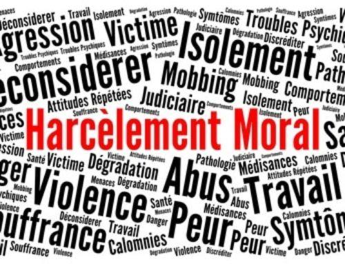 Harcèlement moral : le salarié qui relate des faits de harcèlement moral ne peut être licencié pour ce motif, sauf mauvaise foi