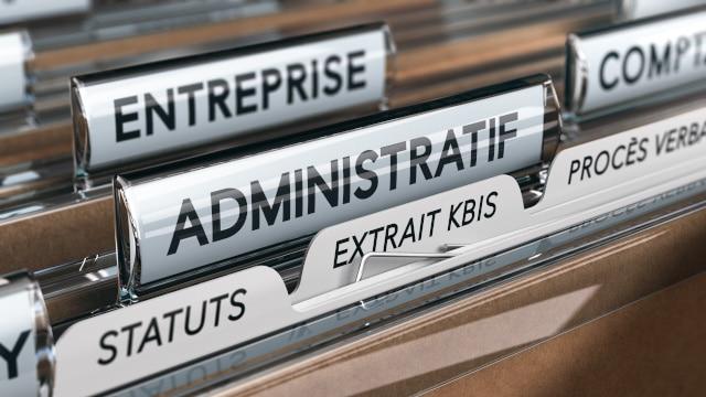 Démarches administratives : l'extrait de Kbis ne sera plus demandé aux entreprises